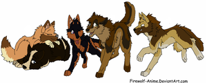 Spn Wolves by lilpancake20055