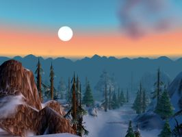 Ironforge Valley by snailrevolution