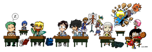 Clase Animanga by Mosquis