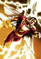 Shazam by Robert-Shane