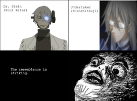 The resemblence is striking by AniMEMES