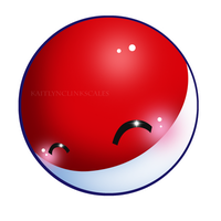 Voltorb v2 by Clinkorz