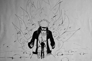 Naruto by HDDRAW