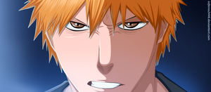 Bleach 455: Ichigo by iNFERNo2446