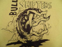 Bull Shifters Shirt pt8 by UniGalvacron
