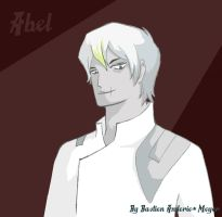 Skizze 5 - Abel from Starfighter by Anderie-Meyer