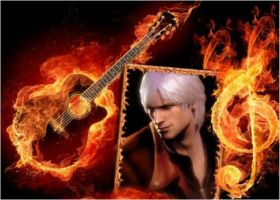 dmc dante by punkprincess898