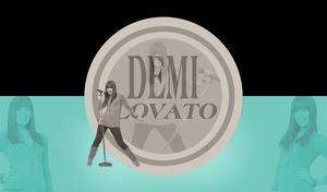 +Demi Lovato Wallpaper by YOLOEditions