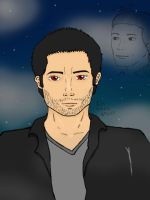 derek hale by BlackAngelLucia