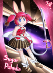 Sugar Paladin - Mahou Shoujo by IceCream-Yo