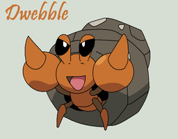 Dwebble by Roky320