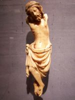 Cloisters Crucified Christ by corrupt-prodigy