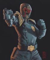 Dredd by scuttered