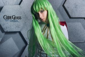 Code Geass C.C. by Mirum-Numenis