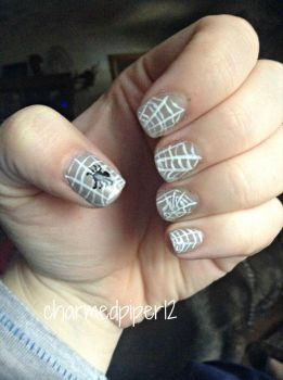 Nail Art 136 by charmedpiper12