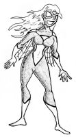 Spider Woman by TheNoirGuy