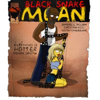 Black Snake Moan by SimpsonsCameos