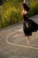 Ballerina in the park - 6 by Waldo-WasInMyCloset