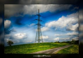 Electric Nature #02 by artofphotograhy