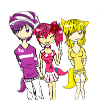 Human Adoptables 1 :CLOSED: by nostalicDreamer