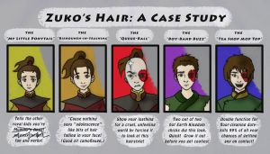 Zuko's Hair: A Case Study by TobuIshi