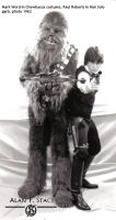 Han Solo and Chewbacca costumes by Beishung