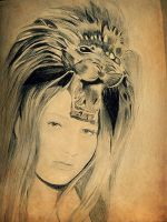 ~~lion girl~~ by WT1995