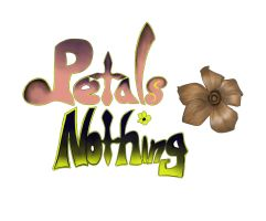 Petals Nothing logo attempt 2 by ChazzVC