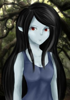 Marceline - Adventure Time by Lisis47