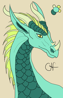 Draxien: Lines and Color by cari-hall