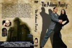 Addams Family Movie DVD Cover by Black-Battlecat
