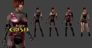 Dino Crisis - REGINAs DOWNLOAD by FearEffectInferno
