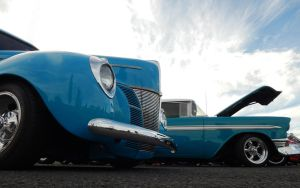 Into the Blues by RufusInk2011