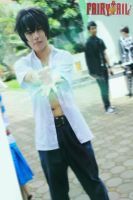 Gray fullbuster cosplay by faisaluzumaki