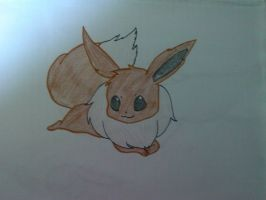 Eevee by WindStorm96