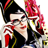 Another Bayonetta Picture by Jun-Himekawa