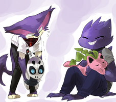 PKMNA Pets! by EmpurrorMooks