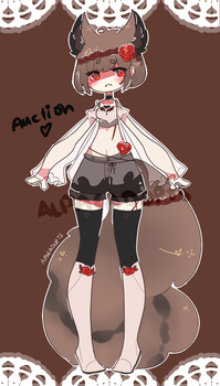 Adopt 156 Auction Closed Sad Kitty by Alpacadopts