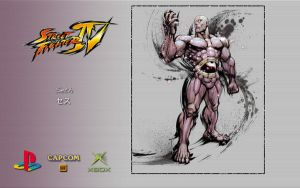 SFIV - Seth - Wallpaper by iFab