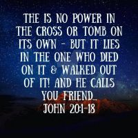 Strong quote for Christians and everyone by Truth-lover3712
