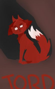 Tord cat (Eddsworld AU) by Animebros555