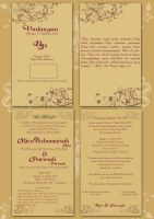 Card Wedding by gilang2007