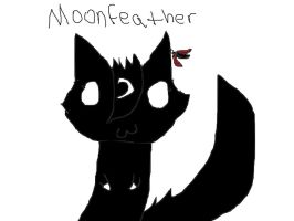 for danyflor: moonfeather by zendevil