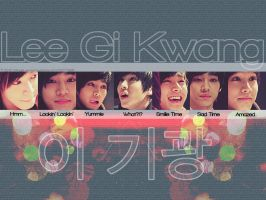 Kwangie different faces Walli by o0oxangelo0o