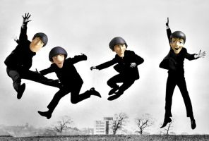 Beatles redux by kongvmax