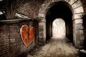 Heart of the city by kAsia1988