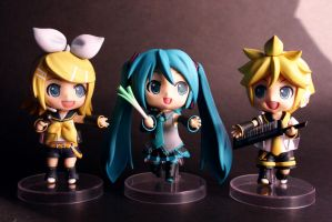 Nendoroid: VOCALOID by ShinCT