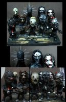 Slipknot details by Fabreeze