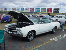 1970 Chevrolet Chevelle SS by Shadow55419