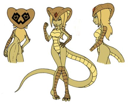 Emma, The Cobra Girl by canime